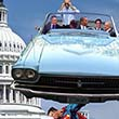 Boehner Superman in Fiscal Cliff