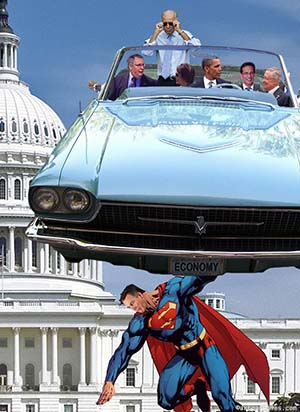 John Boehner is Superman