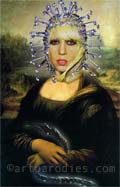 lady gaga - mona lisa