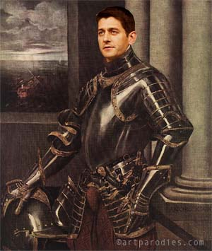 Ryan is tea party's Sir Lancelot