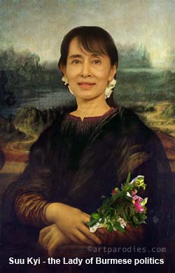 Suu Kyi the lady of Burmese politics