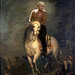 My Horse is bigger than Putin's