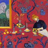 Matisse The Red Room