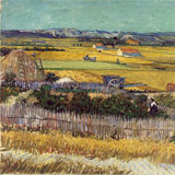 van Gogh Havest original