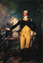 hohn trumbull's portrait of george washington